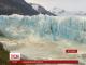 В Аргентині розвалилась основна частина льодовика Періто-Морено
