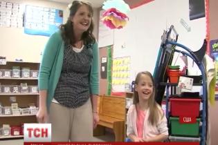 У США вчителька вирішила віддати хворій учениці свою нирку