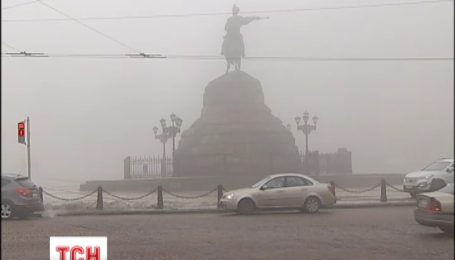 Облачное похолодание затягивает Украину