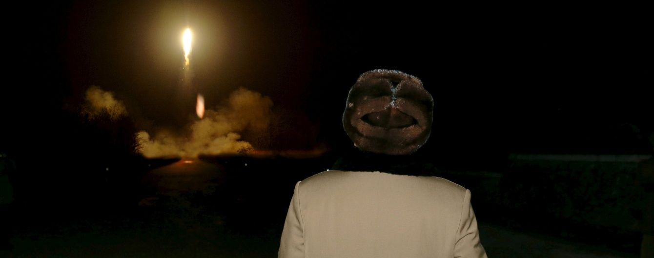 У КНДР стався невдалий запуск балістичної ракети