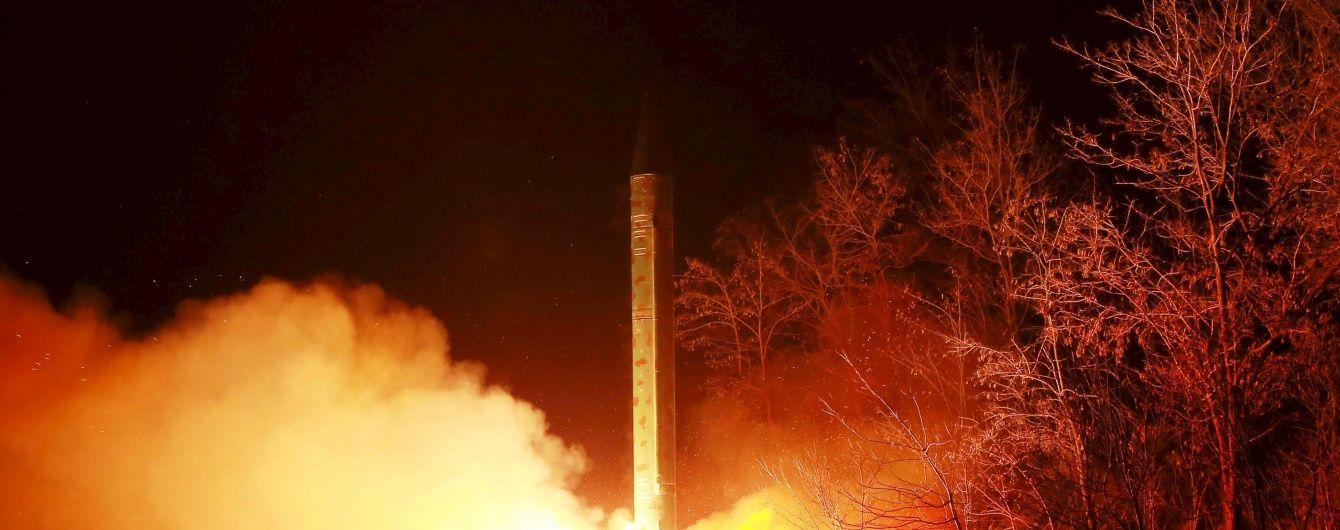 В Северной Корее выпустили ролик, в котором показан ядерный удар по Вашингтону