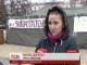 На центральній площі Кіровограда знову наметове містечко