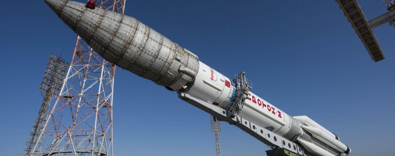 У РФ підкорювачі космосу планують нові запуски ракет, попри фінансові обмеження