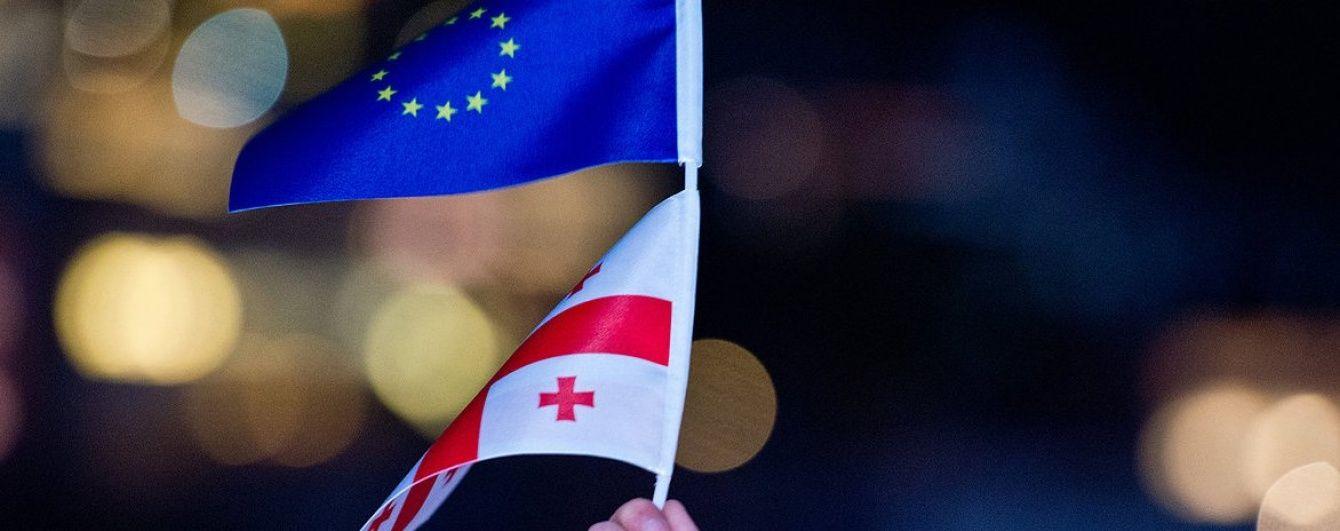 Грузия заслужила свой безвизовый режим