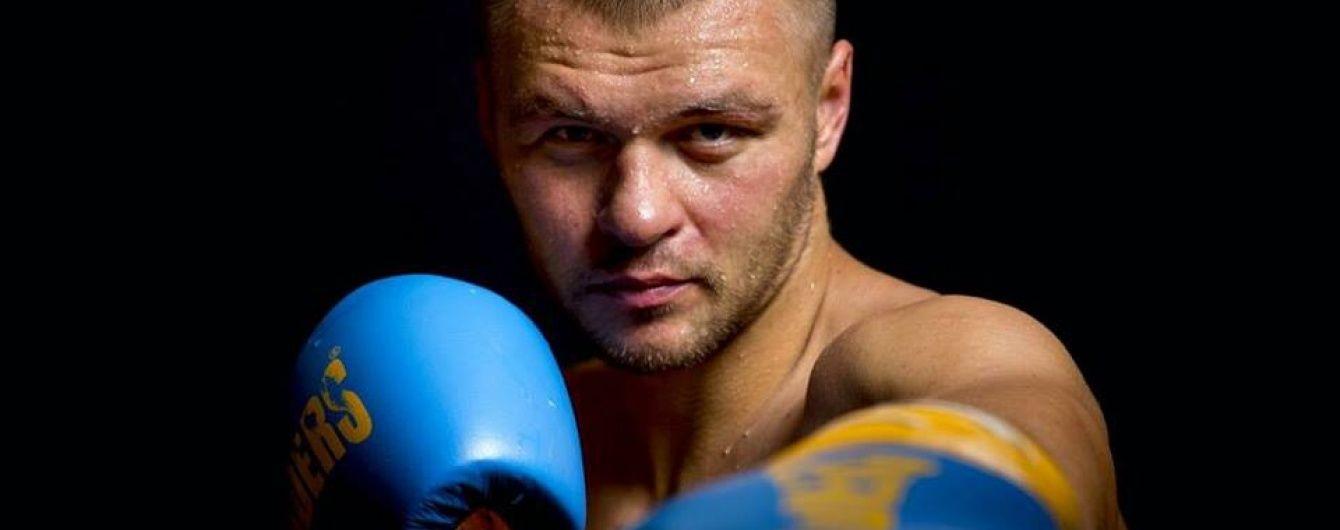 Український боксер Глазков переніс серйозну операцію на коліні