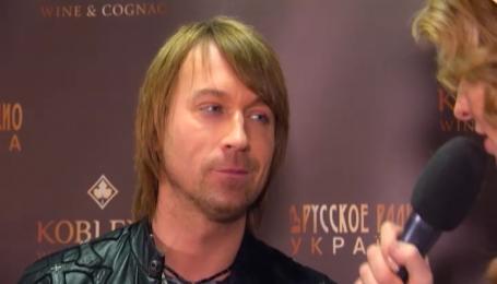 Олег Винник рассказал о самых дорогих подарках от поклонниц
