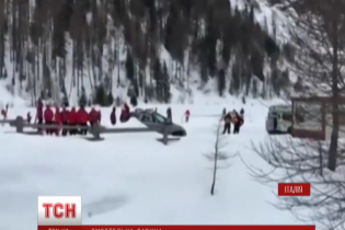 Кількість жертв лавини в Альпах зросла до шести