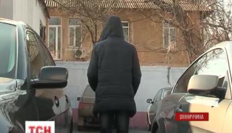В Виннице прямо в центре города похитили 19-летнего парня