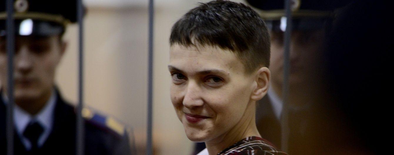 Стан здоров'я Надії Савченко критично погіршився, українських лікарів до неї не пустили