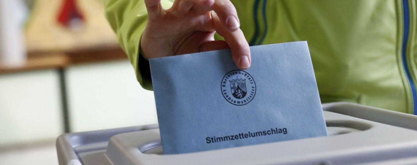 Регіональні вибори в Німеччині: популярність набуває партія євроскептиків