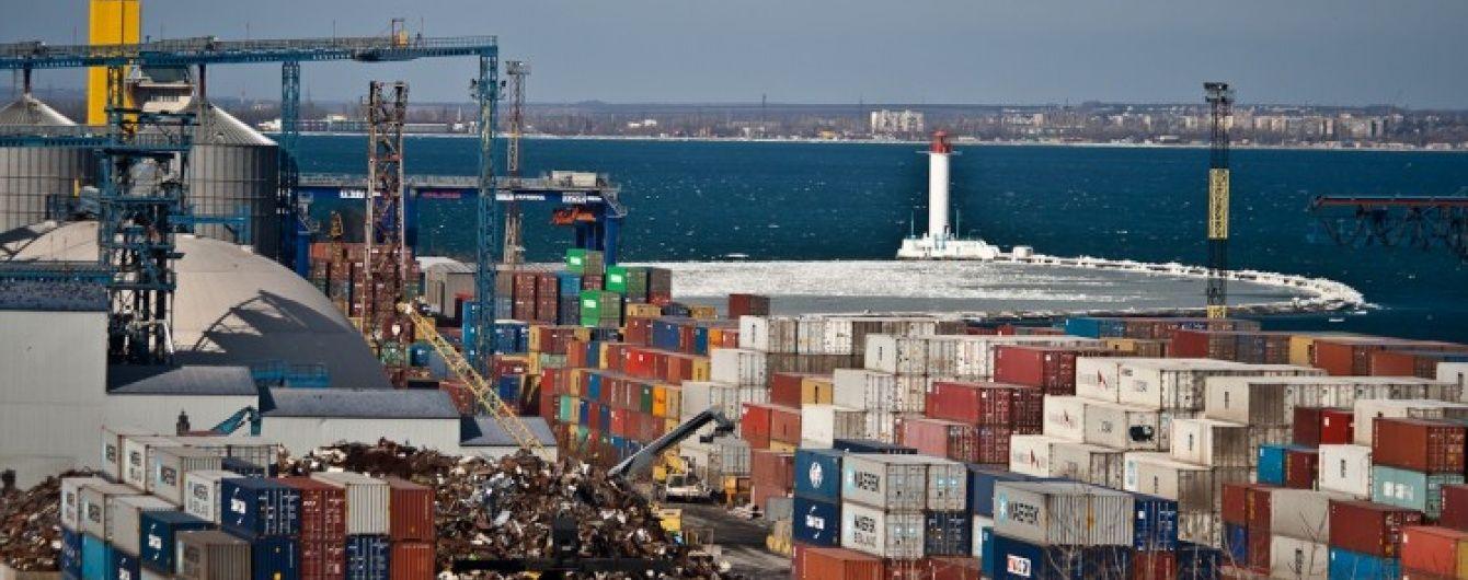 Марушевська похвалилась викриттям корупційної схеми в Одеському порту