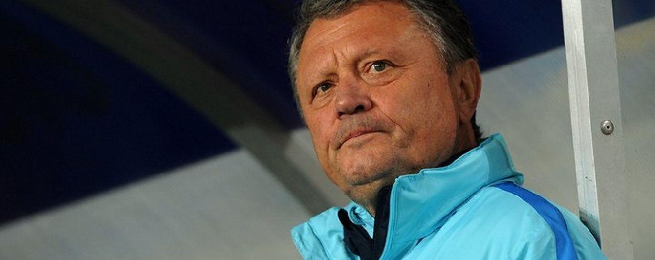 Маркевич після вильоту із Кубка України: там де тонко, там і рветься