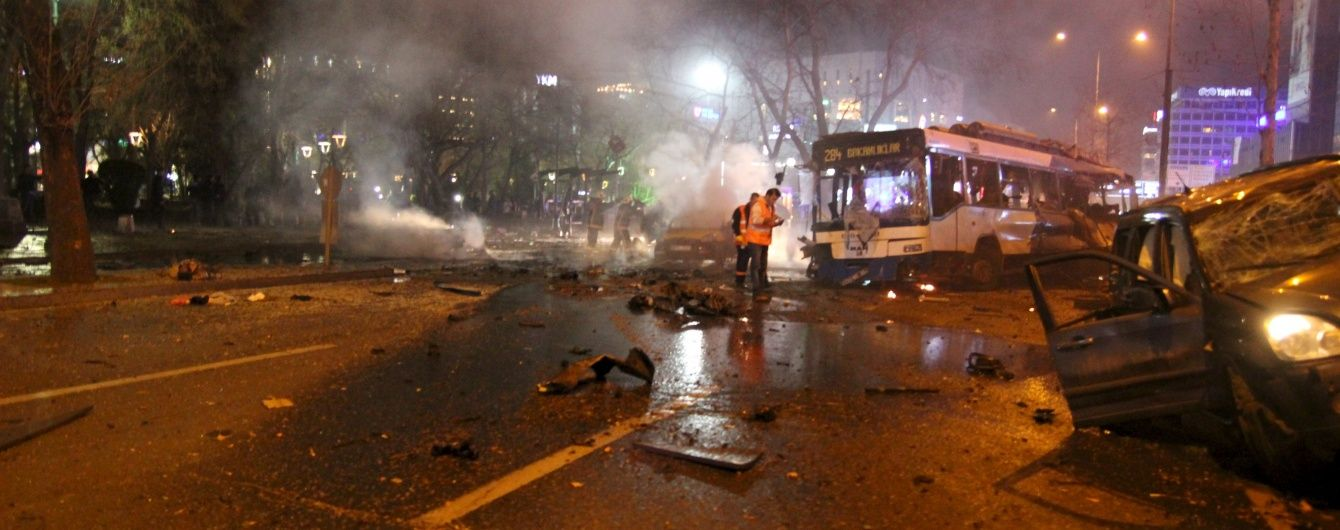 Кількість жертв теракту в Анкарі сягнула 37 людей