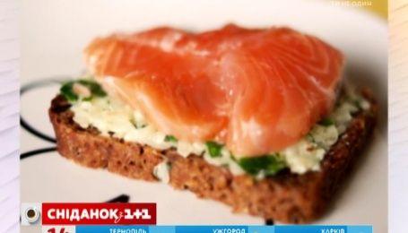 """""""Сніданок"""" разом із Георгієм Делієвим святкували день бутерброда"""