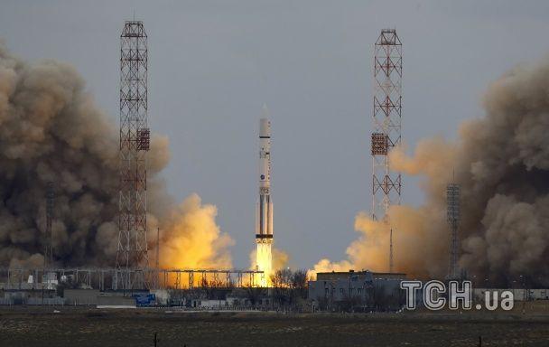 Пошук життя на Марсі. З'явилися фото запуску ракети на Червону планету