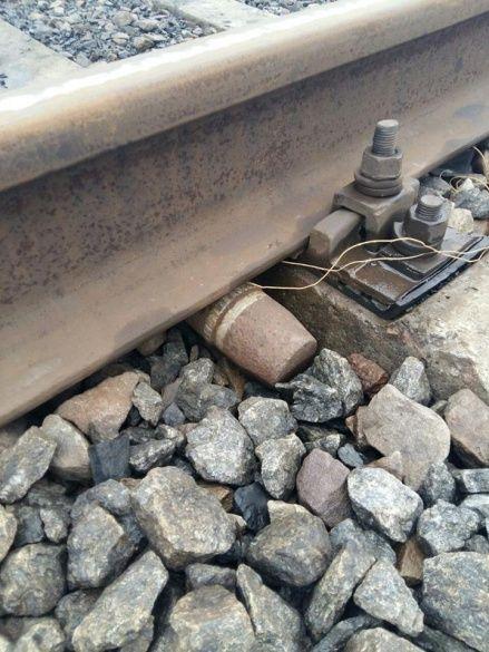 диверсія залізниця