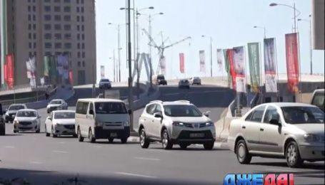 В чем секрет приятной автомобильной жизни в Дубае