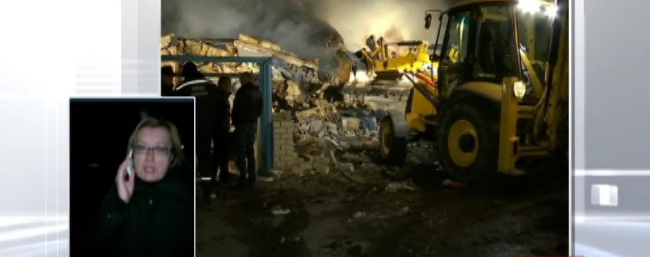 На Одещині після вибуху під завалами будинку шукають 6-річного хлопчика