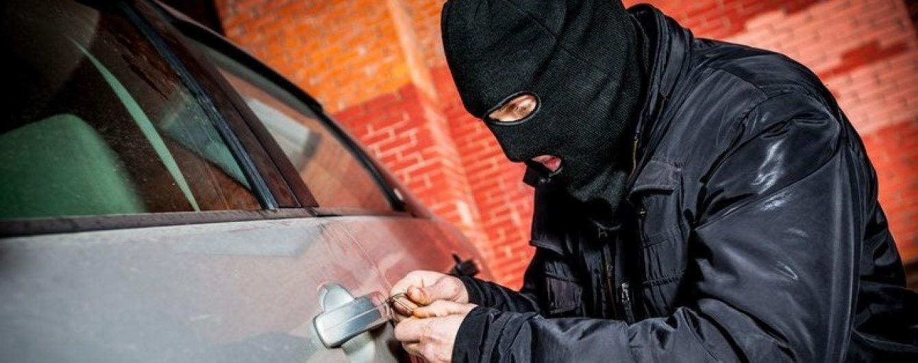 Как правильно защищать автомобиль от профессиональных воров