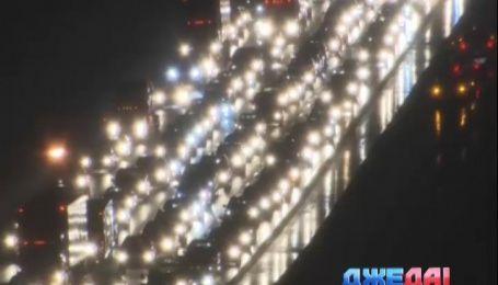 Международный обзор. Сразу сто машин столкнулось на шоссе в Северной Каролине