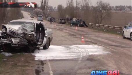 Подборка аварий с дорог Украины