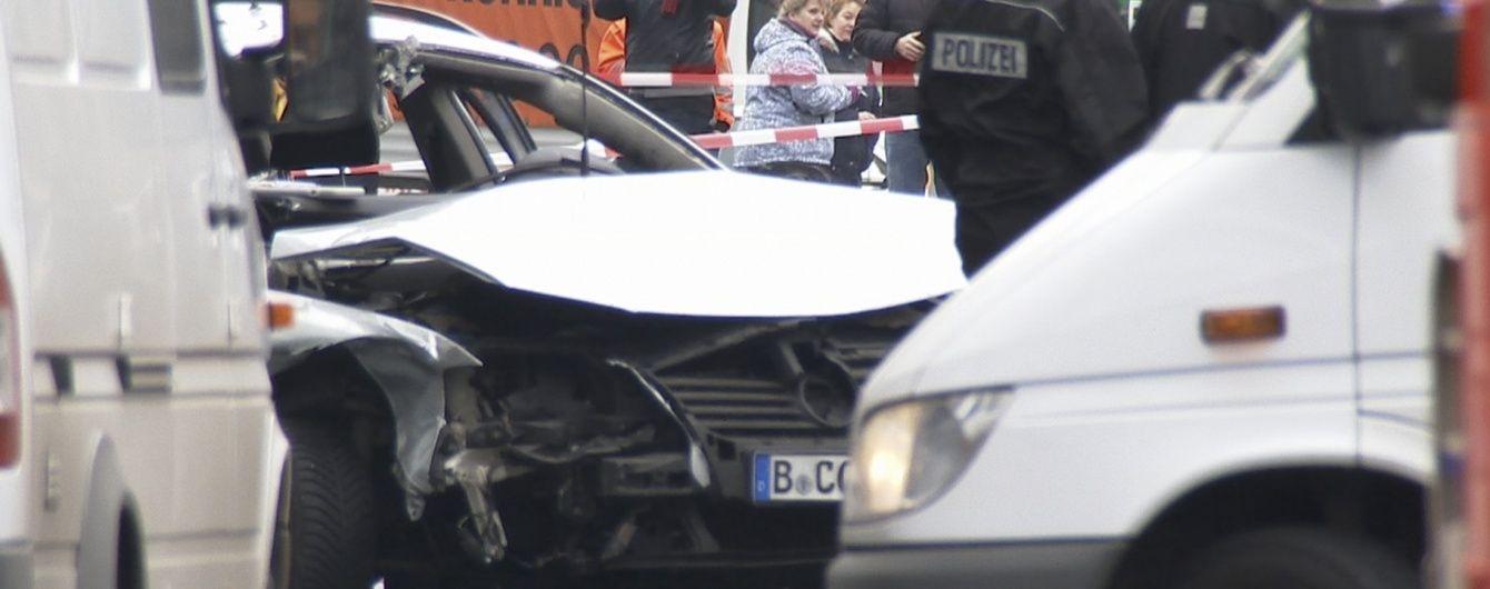 Вибух авто у Берліні влаштувала російська мафія  - ЗМІ