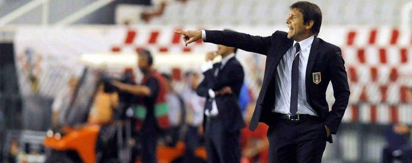 Тренер збірної Італії Конте залишить команду після Євро-2016 заради клубної роботи