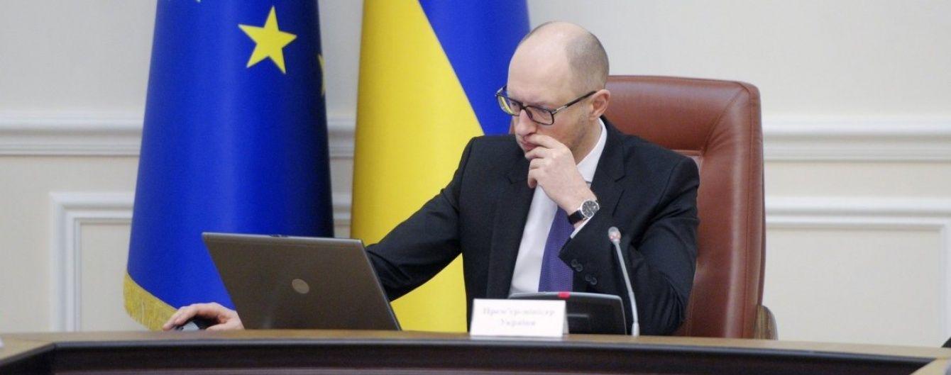 Яценюк переконує, що готовий на все заради нового Кабміну, реформ та коаліції