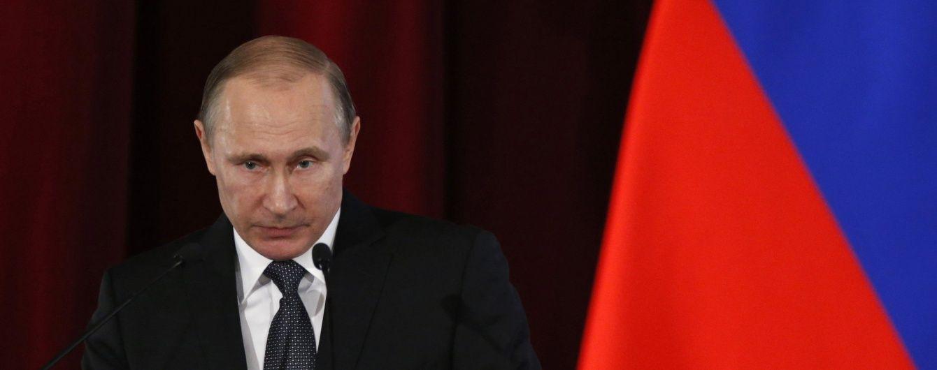 Путін вважає втручанням у судовий процес прохання Обами звільнити Надію Савченко