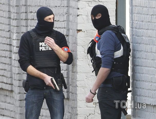 У Брюсселі під час антитерористичного рейду сталася стрілянина