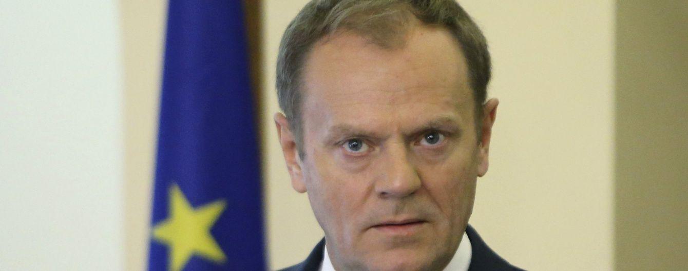 Туск не захотів долучатися до мирних переговорів щодо Донбасу – глава МЗС Польщі