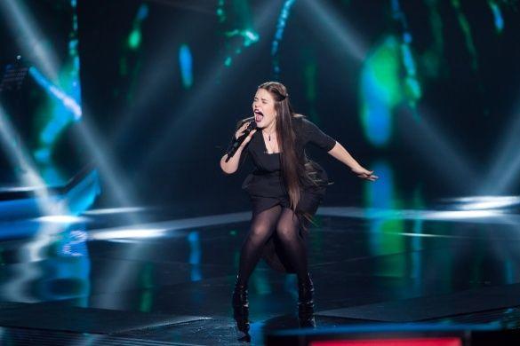 Віталіна Мусієнко Голос