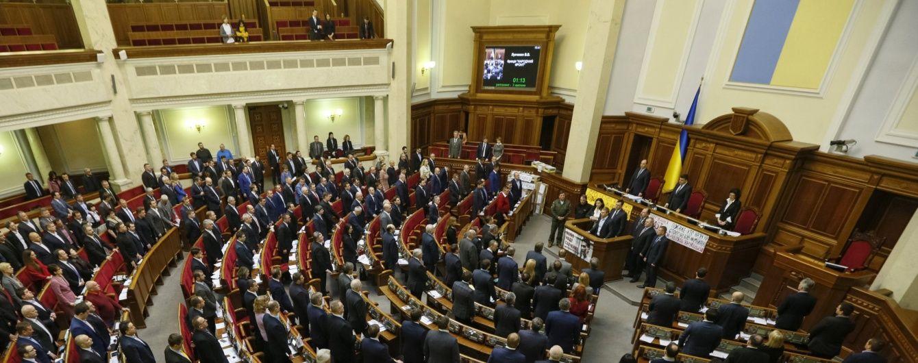 Порошенко вніс до Ради постанови про звільнення і призначення членів ЦВК
