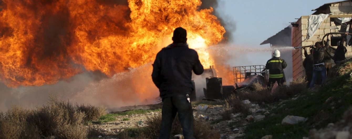 Росія визнала участь свого спецназу у війні в Сирії