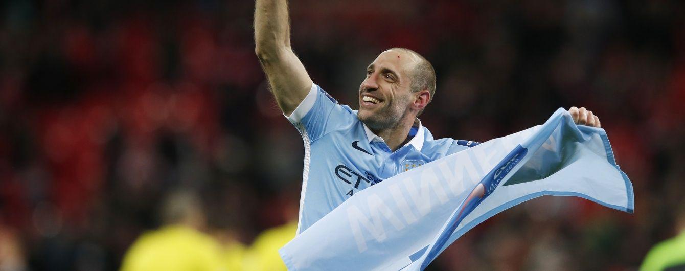 """Захисник """"Манчестер Сіті"""": не найкраща гра, але ми задоволені результатом"""