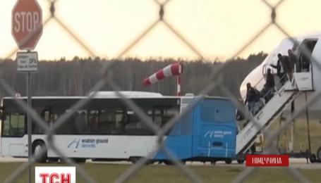 Аэропорт Ганновера полдня не работал из-за сообщения о бомбе