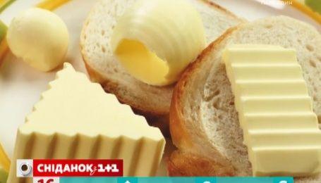 Олексій Душка розповів, як відрізнити вершкове масло від спреда