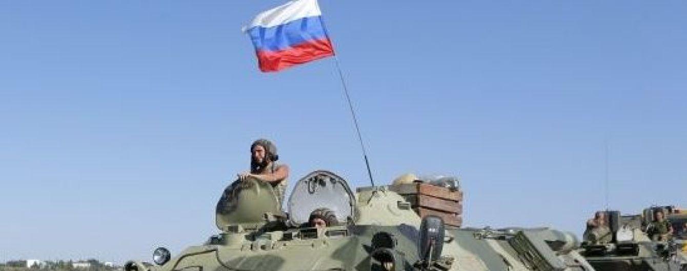 """До Іловайська """"стікаються"""" танки та бронемашини з Росії"""