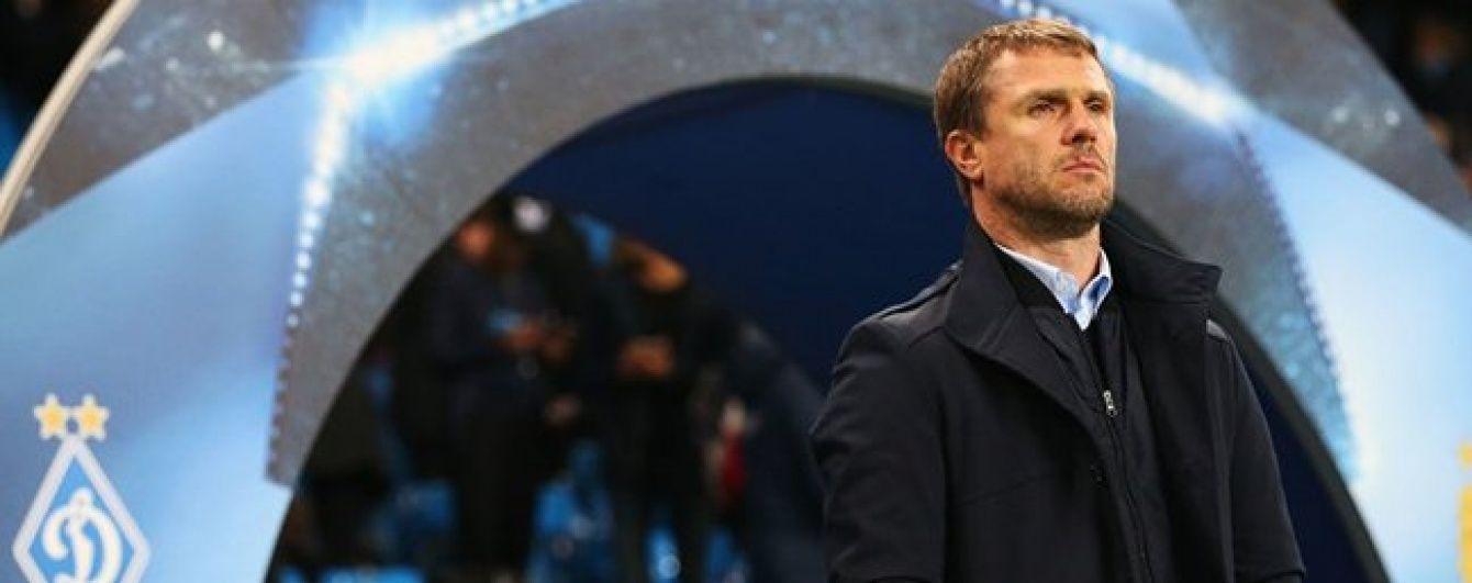 """Ребров прокоментував чутки про відхід з """"Динамо"""": я збираюся працювати з клубом і надалі"""