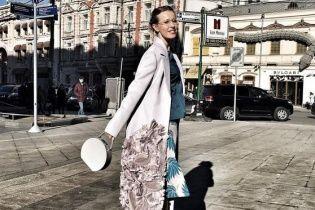 Обзор Instagram: Собчак ждет весну, а Ефросинина хвастается идеальным букетом