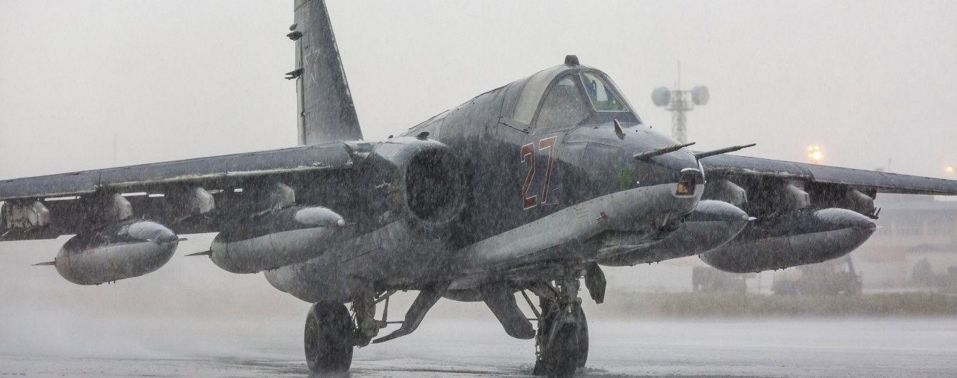 У Білорусі Росія тренувалась завдавати авіаудари по Україні - розвідка