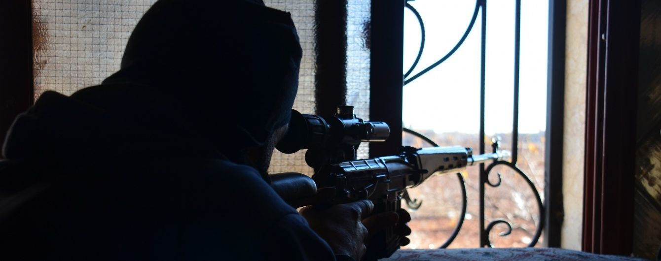 """Під Мар'їнку прийшли снайпери бойовиків, аби помститися за смерть командира """"Оплоту"""""""