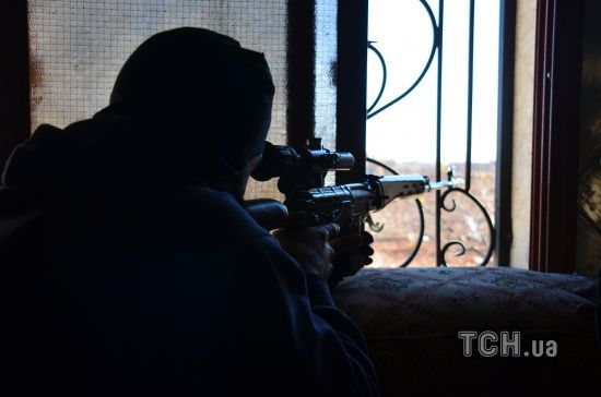 На окупований Донбас зайшла група сербських найманців-снайперів - розвідка