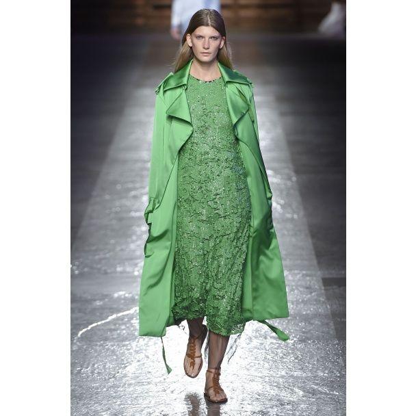 Цвет сезона: в моде все оттенки зеленого