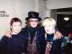 Американська співачка показала раритетні світлини молодих Гребенщикова та Цоя