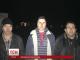 Трьох українських бранців зустріли у Києві