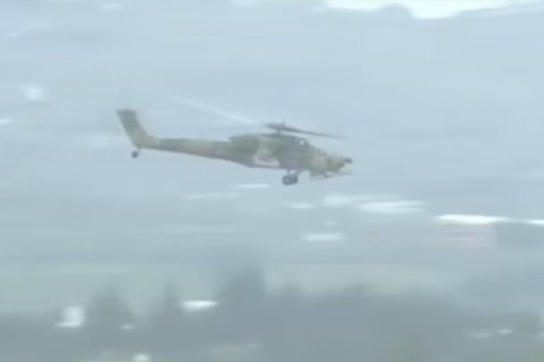Stratfor підтвердила наявність у Сирії нових вертольотів РФ