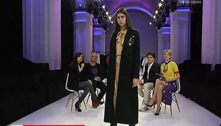 Ексклюзивно для «Сніданку» організатори Ukrainian Fashion Week влаштували перший показ