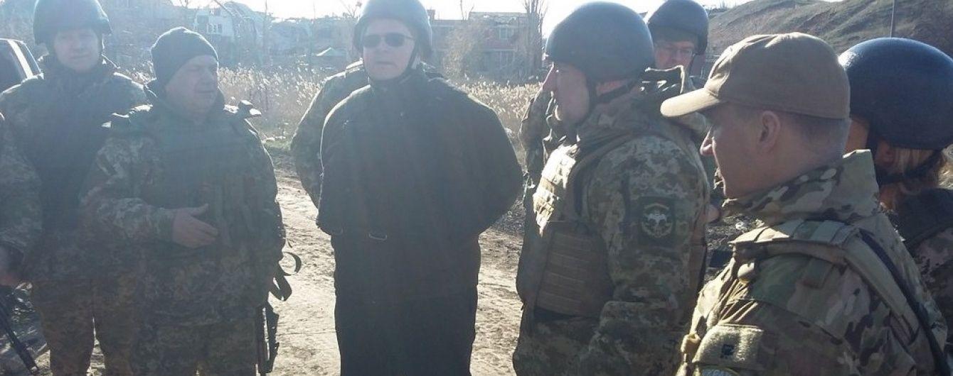 Литовський міністр розповів, як на власні очі побачив артобстріли на Донбасі
