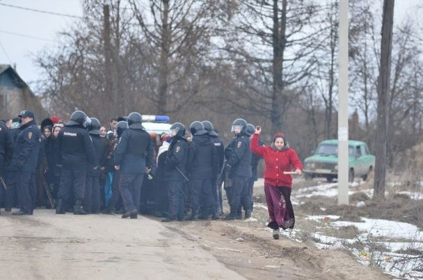Циганське повстання. У Росії півтисячі силовиків відправили втихомирювати бунтарів